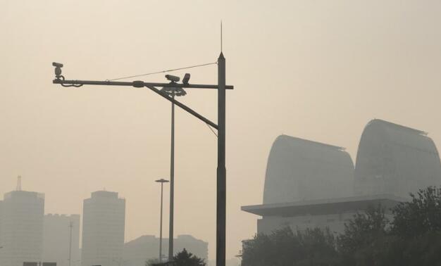 二氧化碳浓度达新高 仪器指引低碳排放