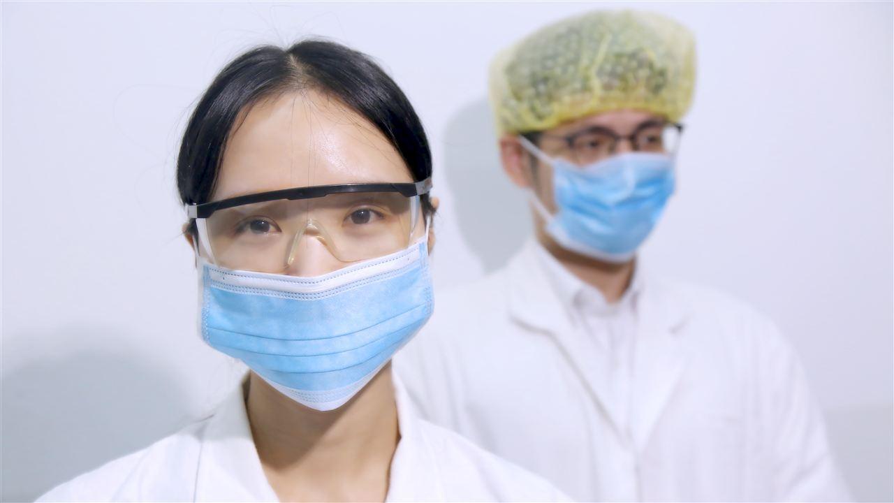 核酸检测 奋战在疫情前线的PCR仪