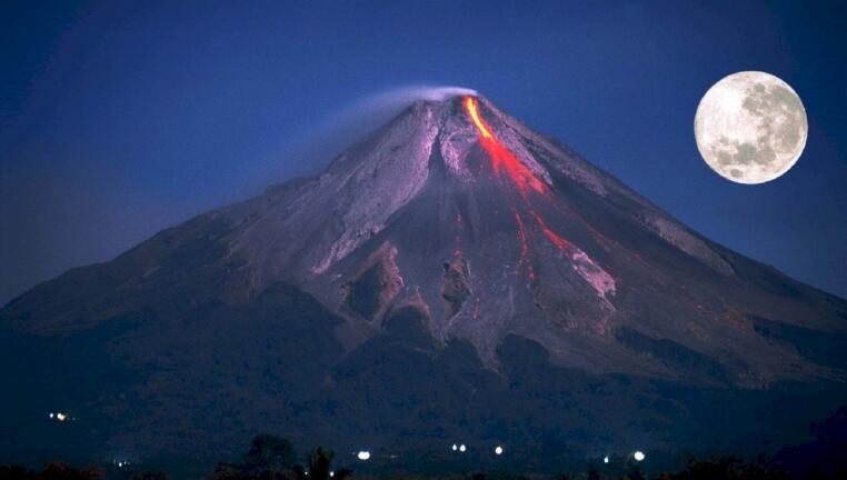 五大连池尾山火山蓄力中 预测喷发须加强监测